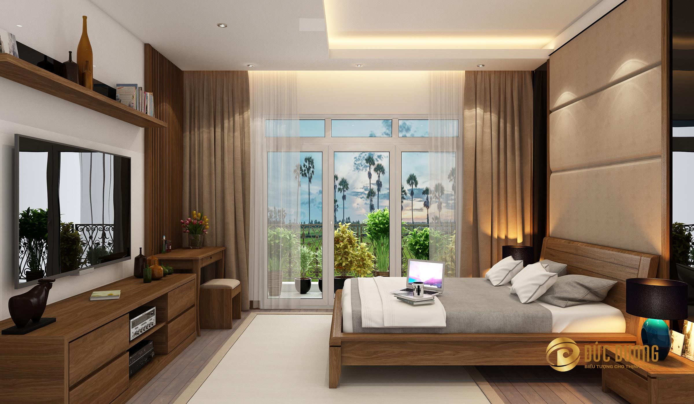 Các mẫu Nội thất Phòng ngủ đẹp