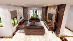 Bàn ghế nội thất gia đình phòng khách