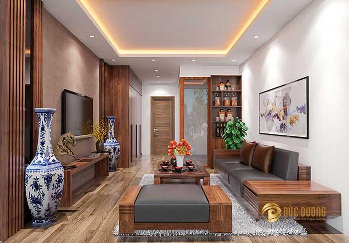 Đồ gỗ nội thất gia đình Hà Nội