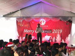 Tưng bừng không khí Giáng sinh cùng CBCNV công ty Đức Dương