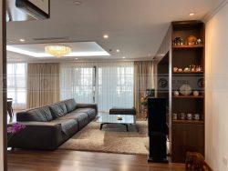 Thi công nội thất căn hộ cao cấp Penthouse 97-99 Láng Hạ