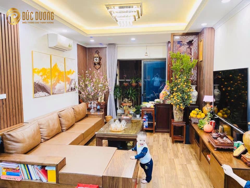 Tự tay đi chọn đồ nội thất tại Nội thất Đức Dương  - Anh Trung (Goldmark city, Hà Nội)
