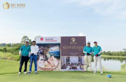 Nội thất Đức Dương – Thương hiệu đồng hành cùng giải thi đấu golf