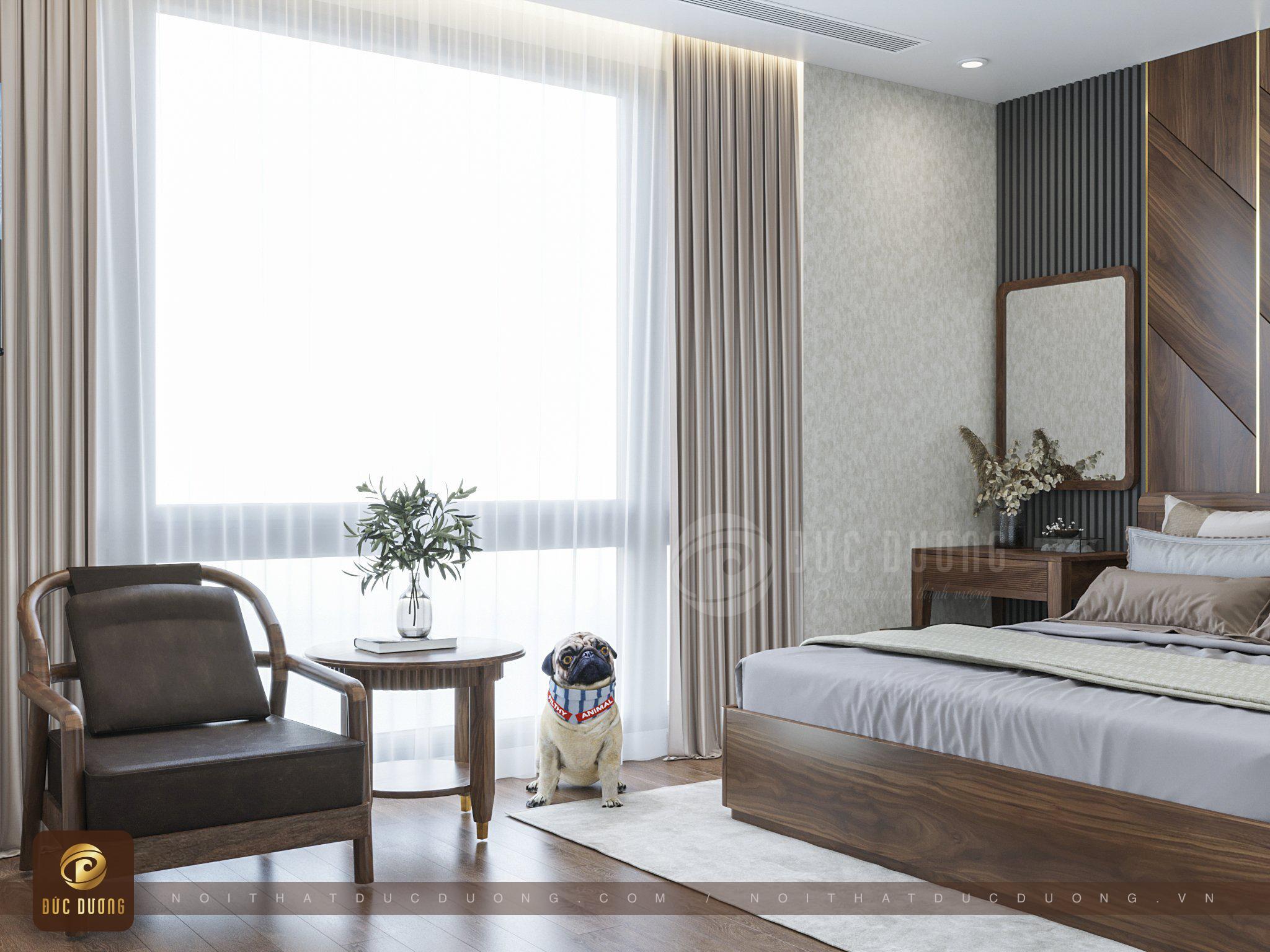 Giường ngủ - Anh Việt